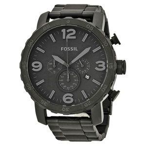 Fossil Chronograph Black watch